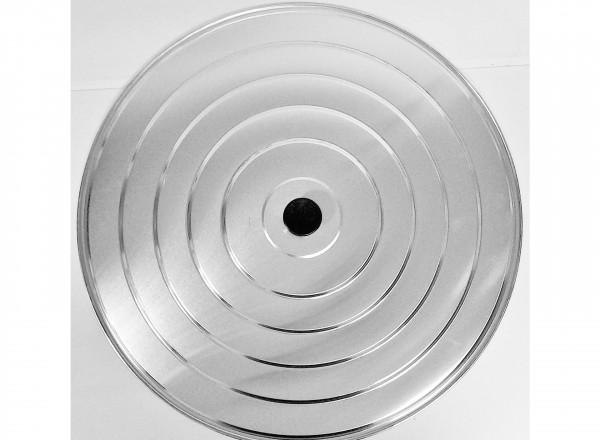Deksel voor paella pan 50 cm rond