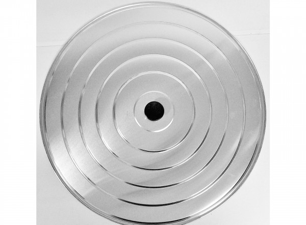 Deksel voor paella pan 70 cm rond