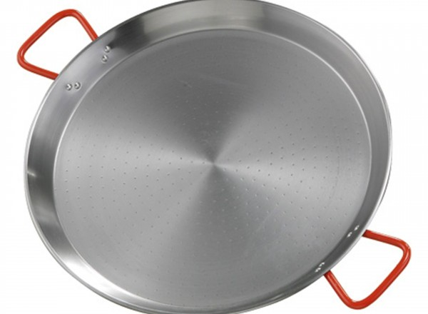 Paella pan staal 32 cm - 2-3 pers.