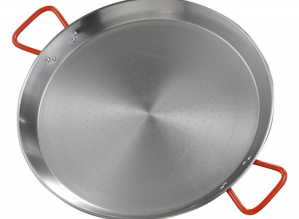 Paella pan staal 50 cm - 12-14 pers.