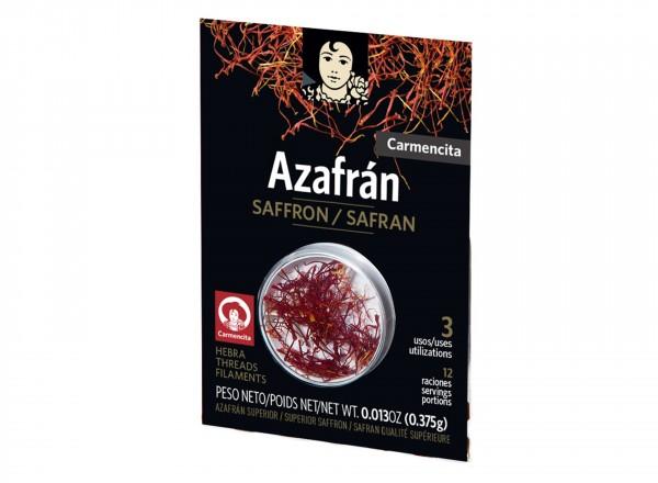 Saffraan voor paella 0,375 gram