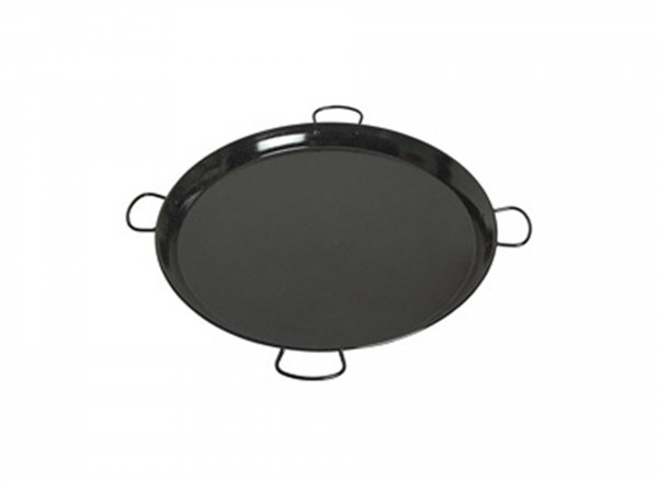 Paella pan emaille 90 cm - 50 pers.