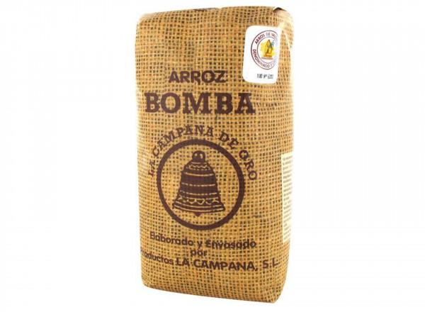 La Campana 1 kg | Arroz Bomba / Paella rijst