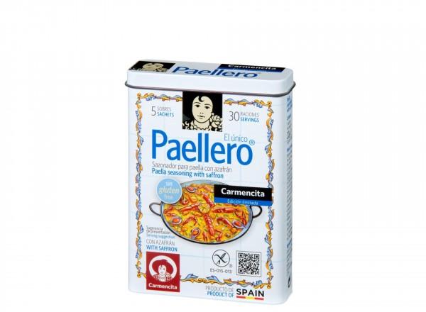 Paella kruiden Carmencita Paellero Traditional | 1 pakje Limited edition