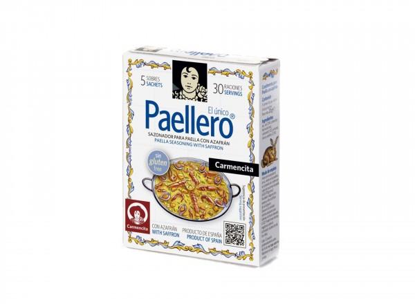 Paella kruiden Carmencita Paellero Traditional | 1 pakje