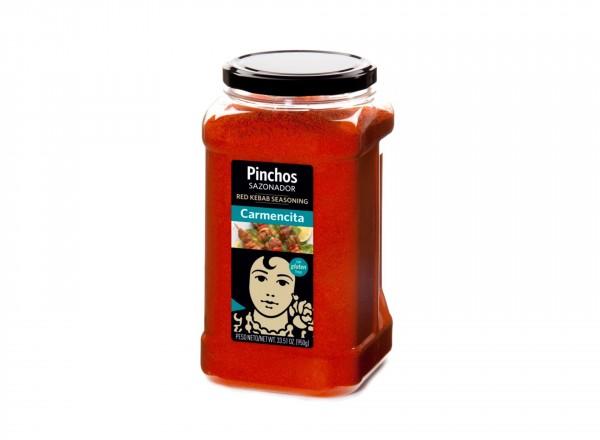 Spaanse Pinchos kruiden XL 950 gr - Carmencita